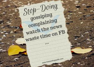 Stop-Doing-List