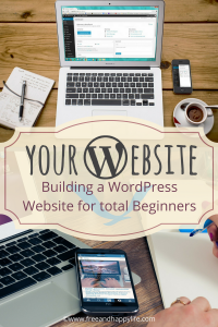 Build your own WordPress Website